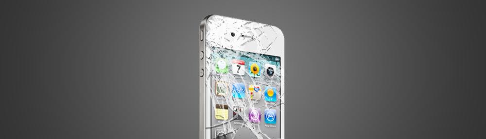 scherm kapot i phone